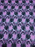 New Fancy Colorful Design Embroidery Polyester Lace Fabric for Lady's Dressing