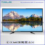 "Wholesales Narrow Bezel 40 "" UHD 4K DVB-T T2 Digital Dled TV Low Power"