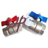 All Types of Brass or Low Lead Brass Ball Valve Factory