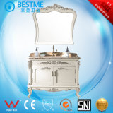 Wholesale Classical Simple Style Solid Wood Bathroom Vanity by-F8019