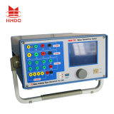 Hm702 High Accuracy 3 Three Phase Wholesale Price Optical Digital Microcomputer Secondary Current Injection Test Set/ Protection Relay Tester for Substation