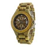 Unique Style Factory Best Price Wooden Quartz Wrist Watch