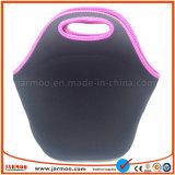 Wholesales Simple Black Portable Waterproof Adult Man Lunch Cooler Bag