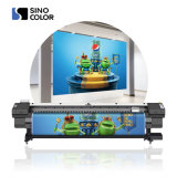 3.2m F1080 Dx5 Heads 1440dpi Grando Eco Solvent Flex Vinyl Sticker Printing Machine Price