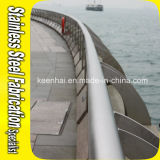 Stainless Steel Road Highway Guardrail