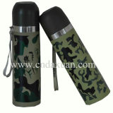20 Ounce Double Wall Bullet Vacuum Flask Dn-238c
