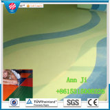 Anti-Slip Rubber Mat for Home, Round DOT Anti-Slip Rubber Flooring