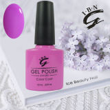 Natural Material Soak off UV Nail Gel Polish