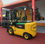 2 Ton Electric Motor Forklift Truck with DC Motor Hot Sale