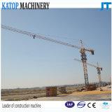 Qtz50 Series Tc4810-4 Model Tower Crane with 4t Load Capacity