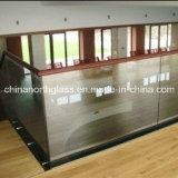 Clear Laminated Glass Railing