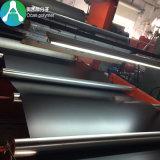 Cheap Price 0.75mm Matte Black Plastic PVC Sheet 3X6