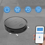 Automatic Intelligent Rechargeable Mini Good Robot Vacuum Cleaner