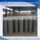 1/2''-1'' Aperture Galvanized Welded Wire Mesh Factory