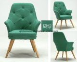 Nordic Small Pure and Fresh and Small Family Practical Cloth Art Sofa Chair, Single, Double a Hotel Sofa Sofa (M-X3394)