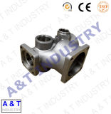 Stainless Steel Ss304 Pipe Fitting Casting Part