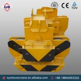 15ton Sym Tower Crane Jib Trolley and Wire Rope Hook