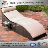 Well Furnir Wf-17102 Rattan Storage Chaise Lounge
