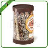 Transparent Plastics Gift Boxes / Plastic Round Box