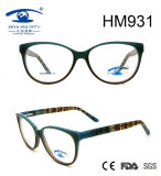2017 Newest Women Gradient Acetate Optical Eyewear Eyeglasses (HM931)