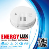 Es-S01 9V DC Battery Smoke Alarm