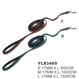 Nylon Rope Dog Leash and Harness (YL83465)