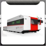 1500W Ipg Fiber Laser Cutting Machine with Double Bench
