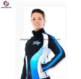 Cheap Wholesale Custom Design Dryfit Track Suit Cheerleading Uniform Suit for Women