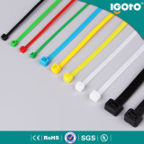 Free Samples UV Protection White Zip Cable Tie