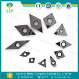 Tungsten Carbide Supported PCD Inserts