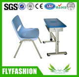 High Quality Single Student Desk with Chair (SF-03S)