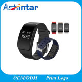 Heart Rate Blood Pressure Blood Oxygen Monitoring Smart Wristband