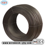 Black Annealed Binding Coil Wire Black Metal Wire Cloth