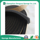 Black Adhesive Rainproof Seal Foam Tape