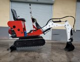 Cheap Mini Hydraulic Excavator 800kg with Koop Engine for Sale