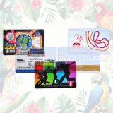 Plastic Transparent PVC Business Visiting Cards/Name Cards