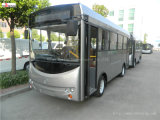 City Transit B20 Electric Bus with Air Conditioner 96V 144V Lithium Battery