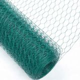 Galvanized/PVC Coated Reverse Twist Hexagonal Wire Netting, Stainless Steel Chicken Wire Mesh