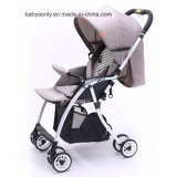 En 1888 and Astmf 833 Approved Baby Toy, Portable Baby Stroller Can Be Used in Summer and Winter