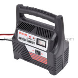 Cheap and Durable Manual 12V 4 AMP Car/ Motorcycle Lead Acid Battery Charger with Full Protection