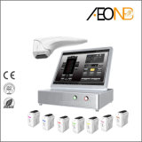 20000 Shots 8 Difference Cartridges 3D Hifu Wrinkle Removal Face Lifting Beauty Machine