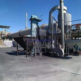 Hot Sale 50tpd Small Lime Rotary Kiln