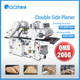 QMB206G Double Side Planer Multi Function Purpose Woodworking Machinery Made In China Factory Manufacture Supplier Spindle Wood Moulder Thicknesser Machine