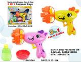 Cartoon Animals Bubble Toys 2 in 1