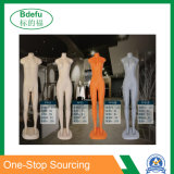 Wholesale Price Plastic Female Mannequin for Clothes Store