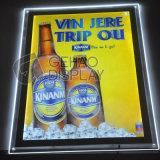Advertising Lighting Display Transparent Acrylic LED Panel