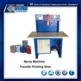 Spray Machine Transfer Printing Glue for 2D 3D Transfer Production Line