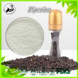 98% Purity Black Pepper Extract Powder Piperine for Anticonvulsant