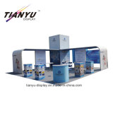 Eye-Catching Modular 6 X 6m Exhibition Expo Booth Display Design