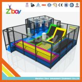 Cheap Most Popular Play Indoor Trampoline for Amusement Park